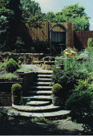 Photo of garden designed by Aroto Design